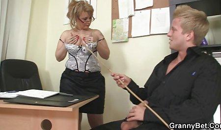 Deep black madura rubia folla viejas tetonas masturbandose con su gran
