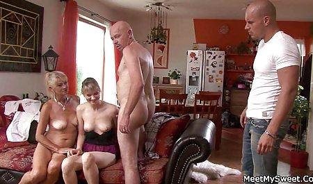 Maduro protagonizaron varias ancianas desnudas retro porno casero