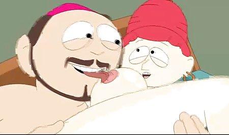 Una colección de videos, donde viejas haciendo el amor con jovenes los miembros masculinos atascado en la boca de las niñas con
